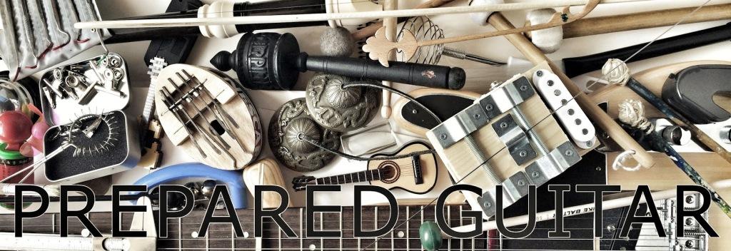 Goto Prepared Guitar Blog